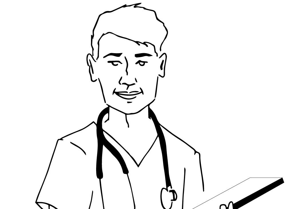 Orion Pharma - Lääkärihahmon lähikuva